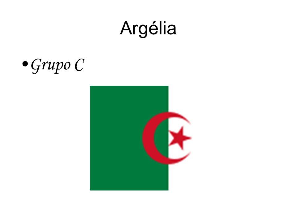Argélia Grupo C