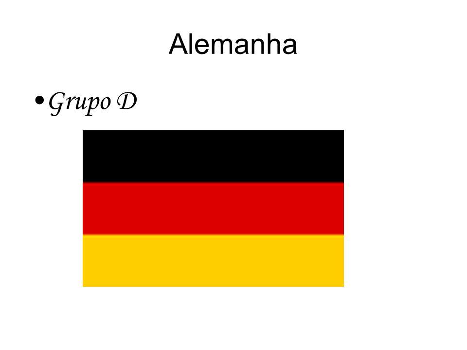 Alemanha Grupo D