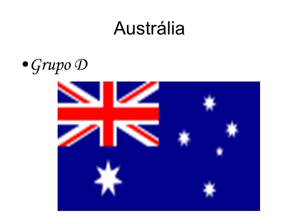 Austrália Grupo D
