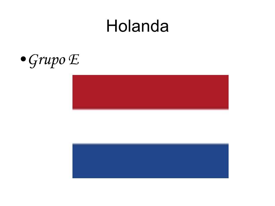 Holanda Grupo E