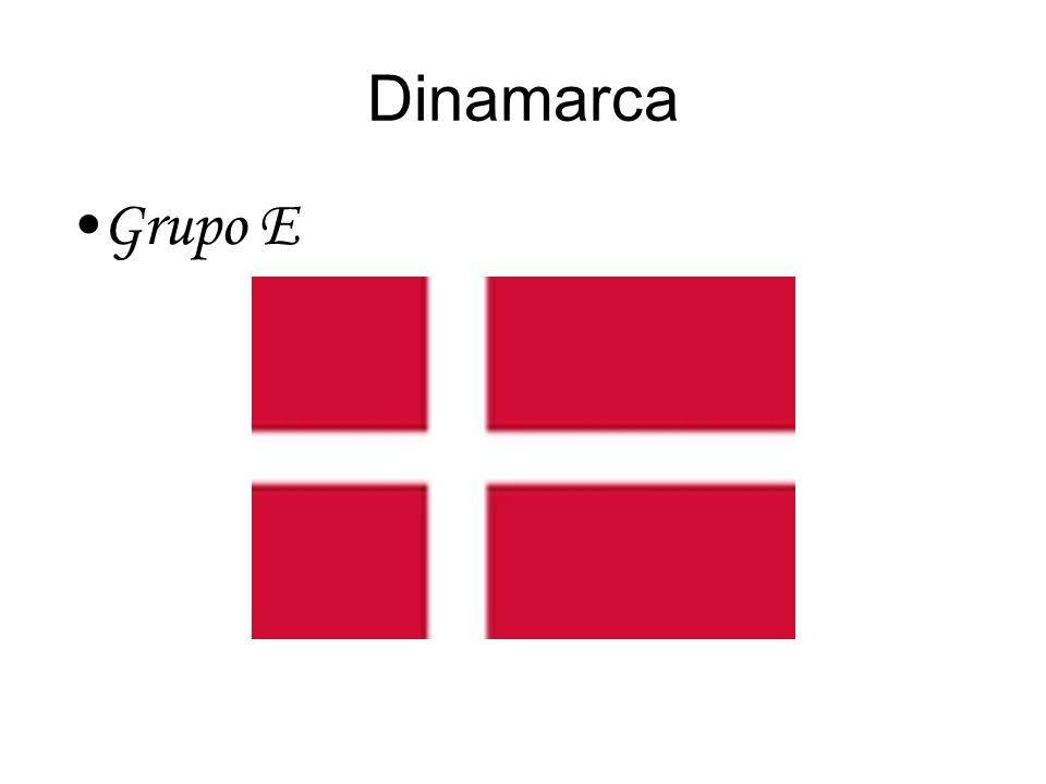 Dinamarca Grupo E