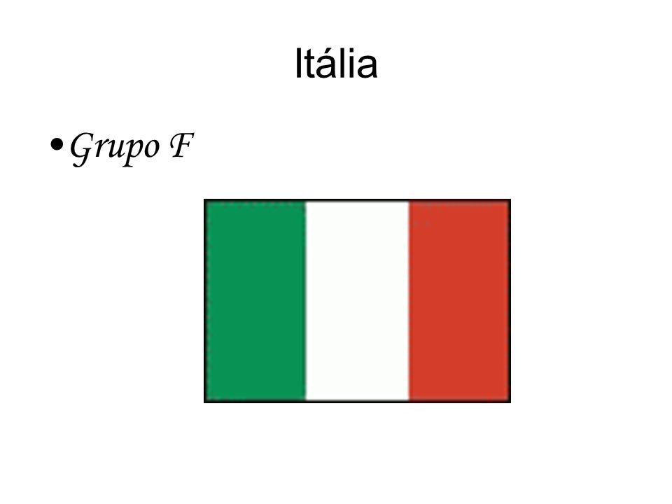 Itália Grupo F