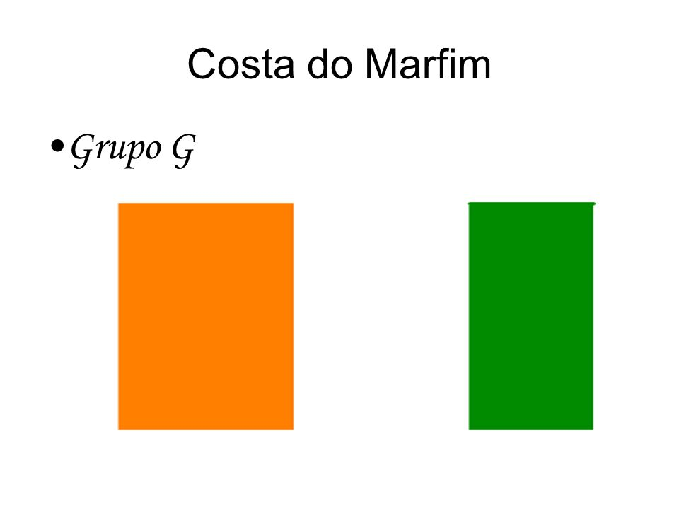Costa do Marfim Grupo G