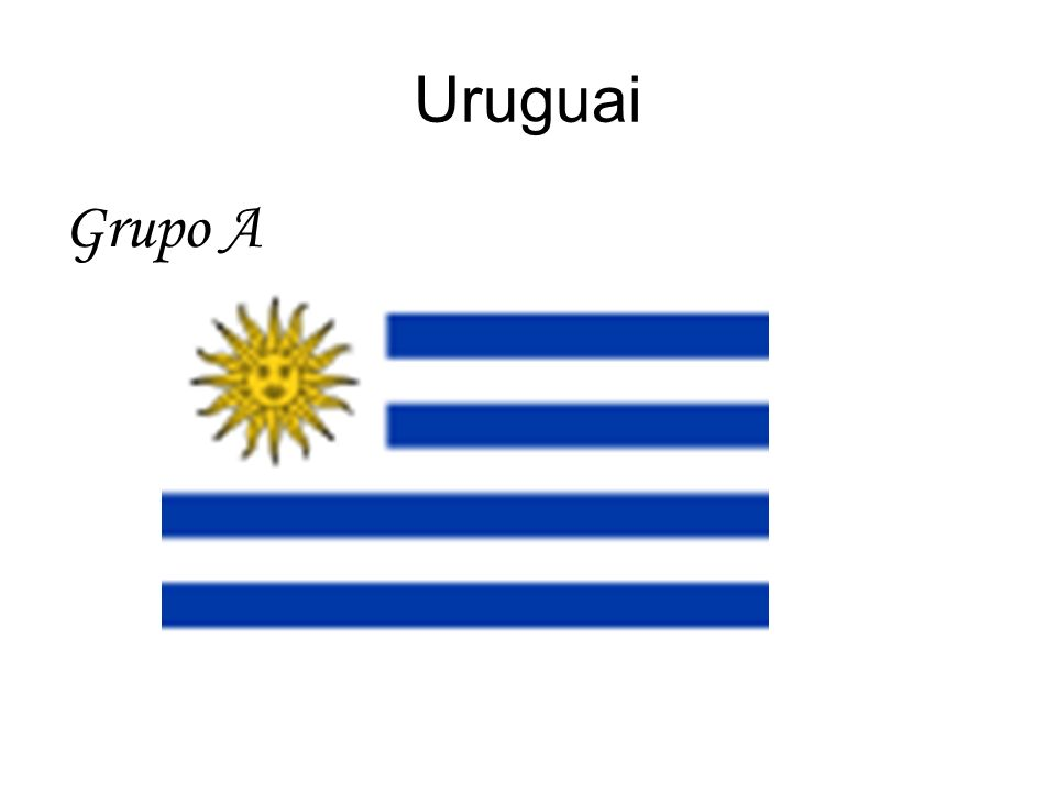 Uruguai Grupo A
