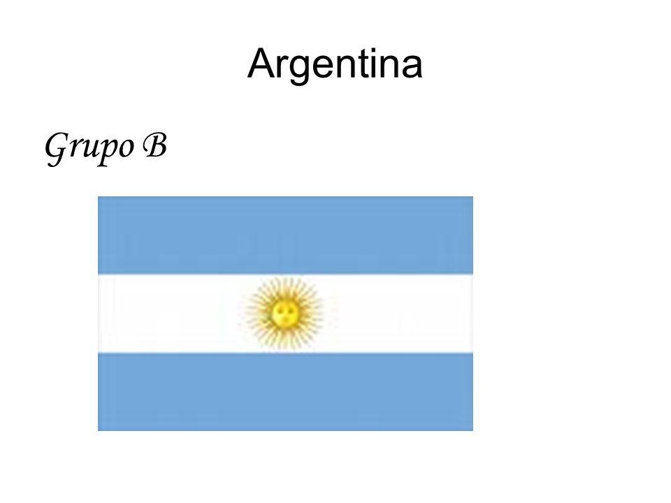 Argentina Grupo B