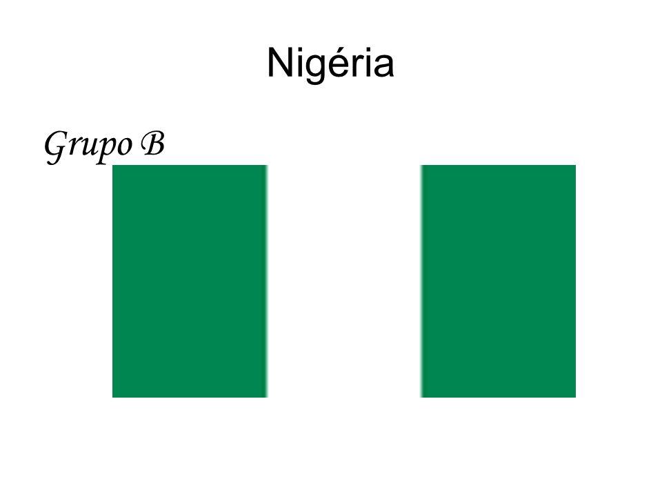 Nigéria Grupo B