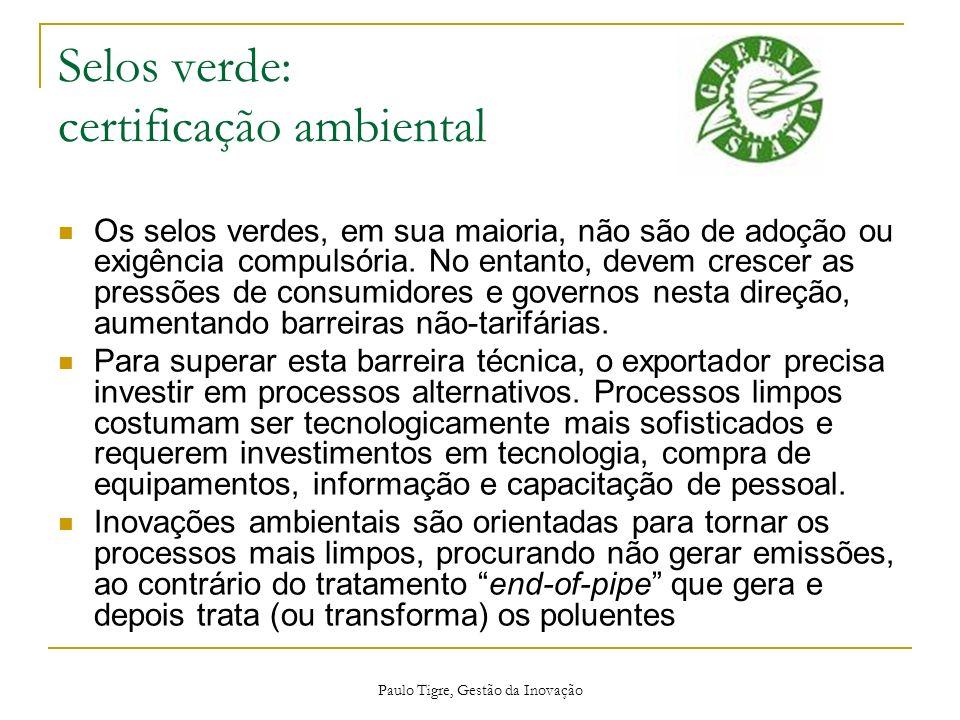 Selos verde: certificação ambiental