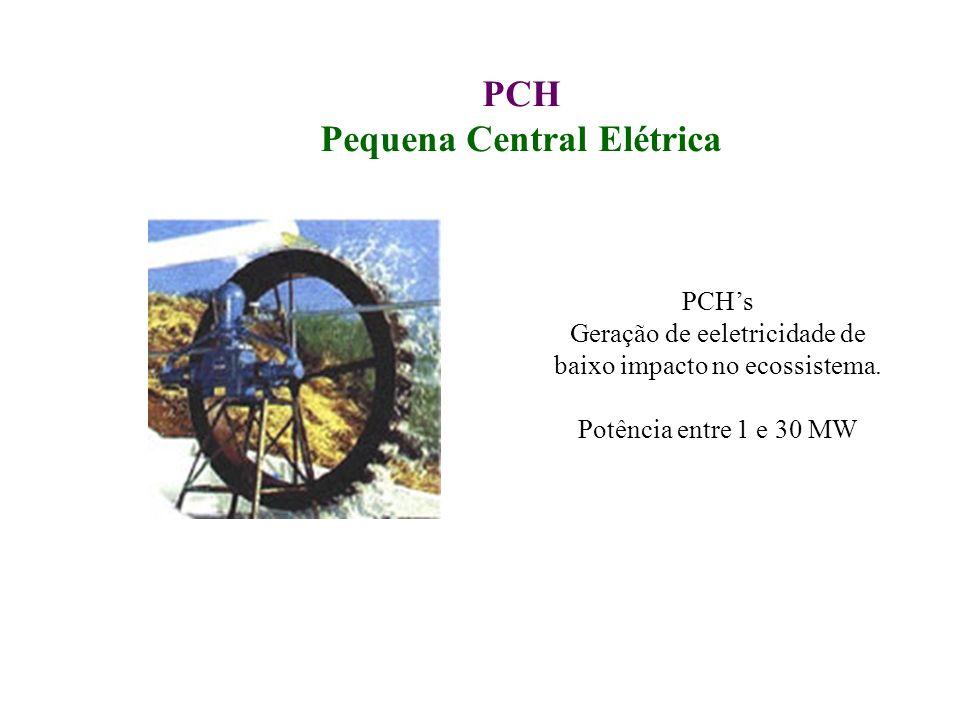 Pequena Central Elétrica