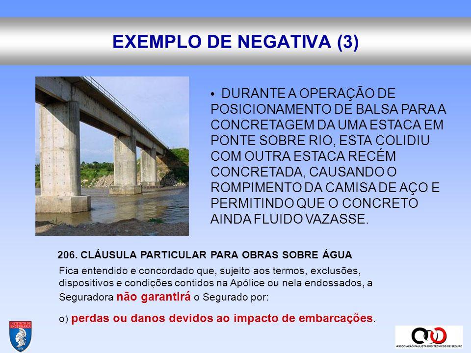 EXEMPLO DE NEGATIVA (3)