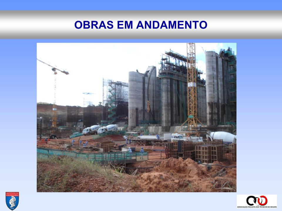 OBRAS EM ANDAMENTO 9