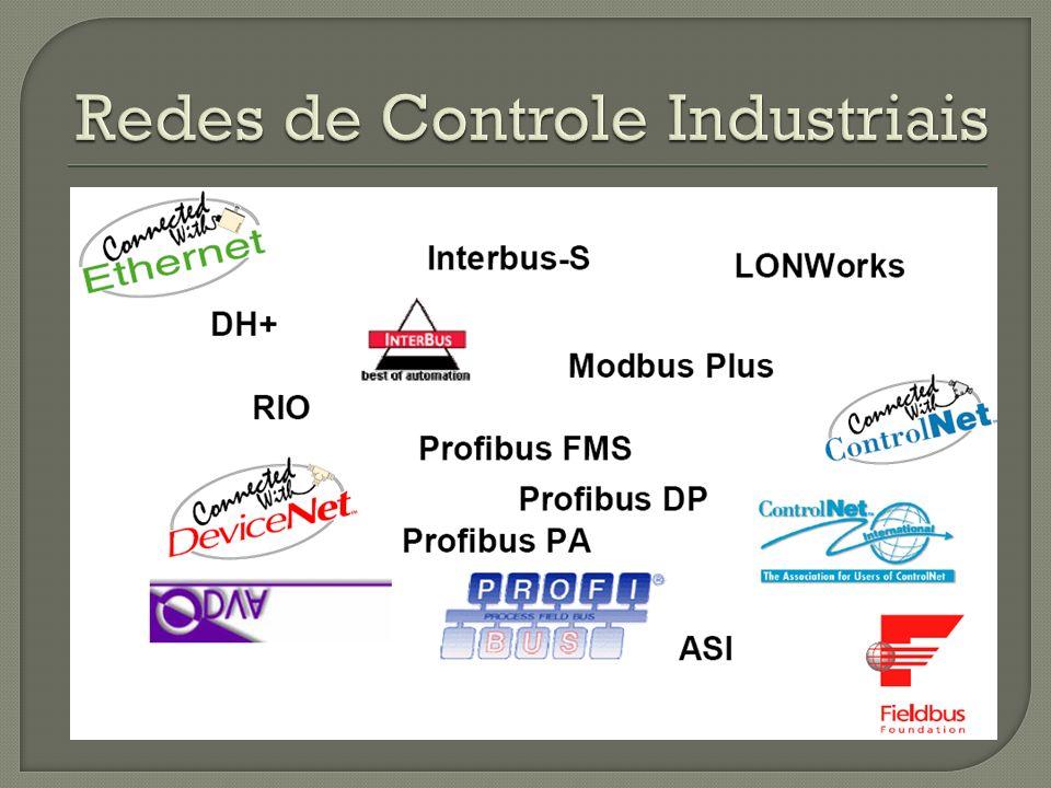 Redes de Controle Industriais