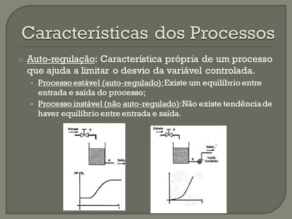 Características dos Processos