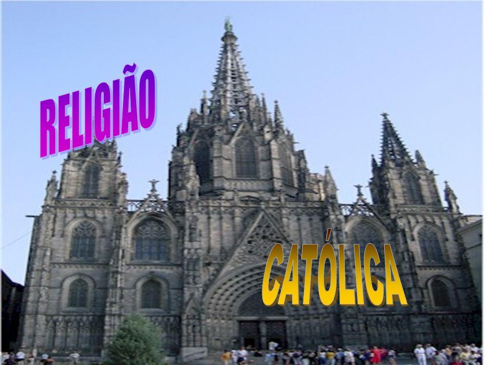 RELIGIÃO CATÓLICA