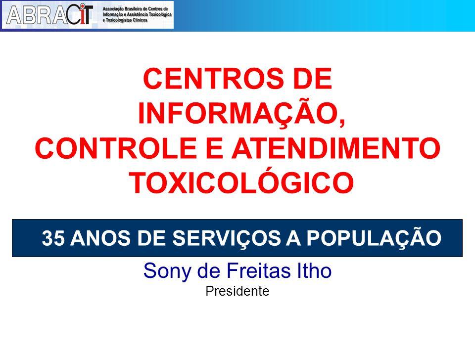 CONTROLE E ATENDIMENTO 35 ANOS DE SERVIÇOS A POPULAÇÃO