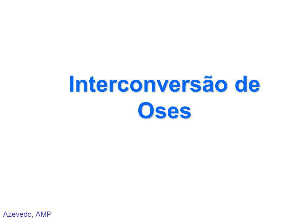 Interconversão de Oses