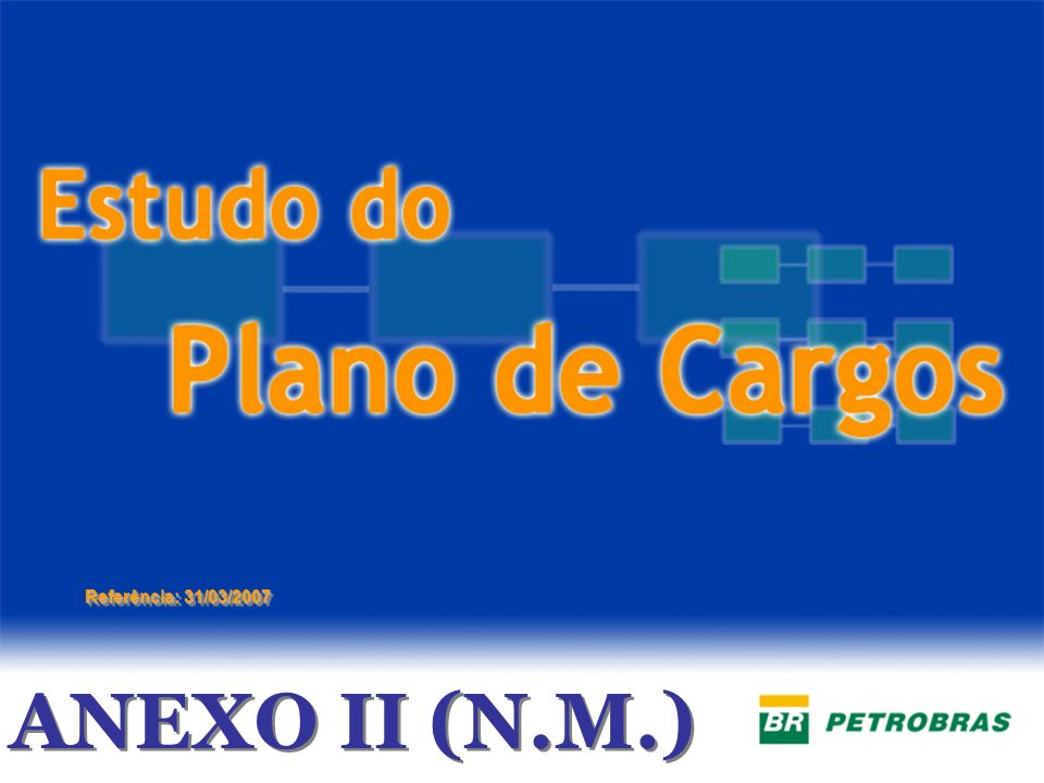 Referência: 31/03/2007 ANEXO II (N.M.)