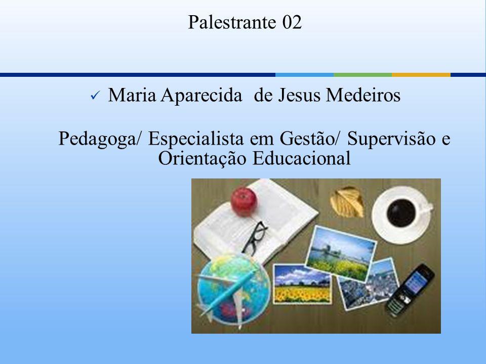 Maria Aparecida de Jesus Medeiros
