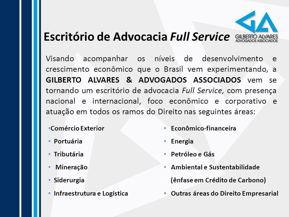 Escritório de Advocacia Full Service