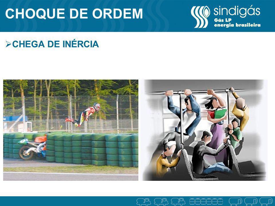 CHOQUE DE ORDEM CHEGA DE INÉRCIA 5
