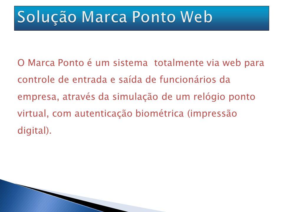 Solução Marca Ponto Web