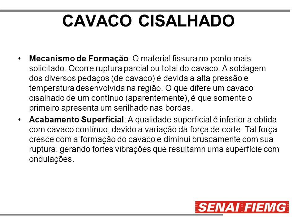 CAVACO CISALHADO