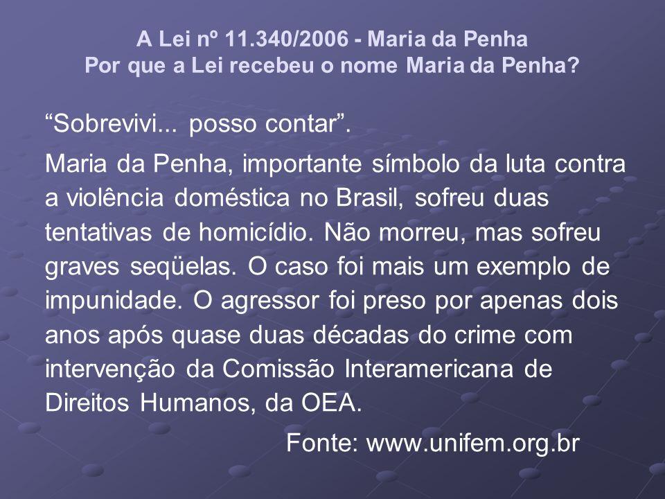 Fonte: www.unifem.org.br