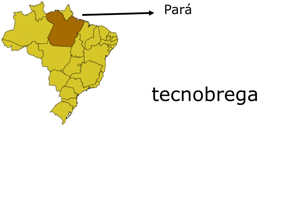 Pará tecnobrega