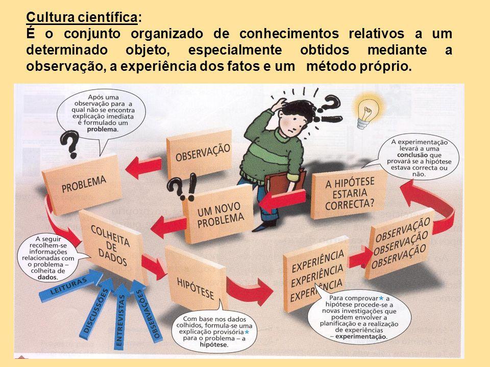 Cultura científica: