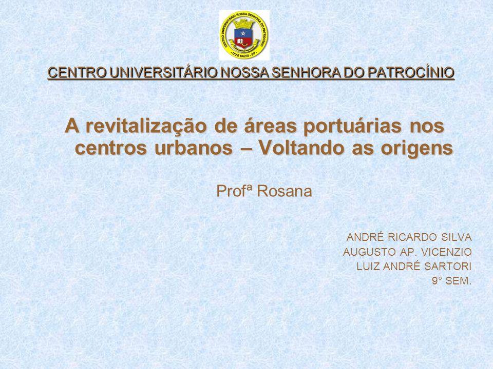 CENTRO UNIVERSITÁRIO NOSSA SENHORA DO PATROCÍNIO