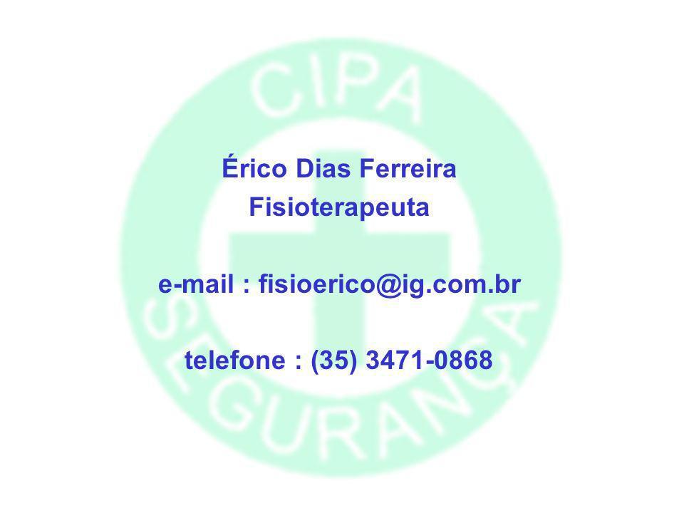 e-mail : fisioerico@ig.com.br