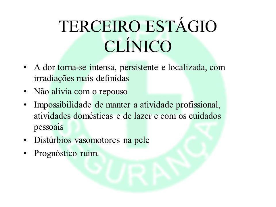 TERCEIRO ESTÁGIO CLÍNICO