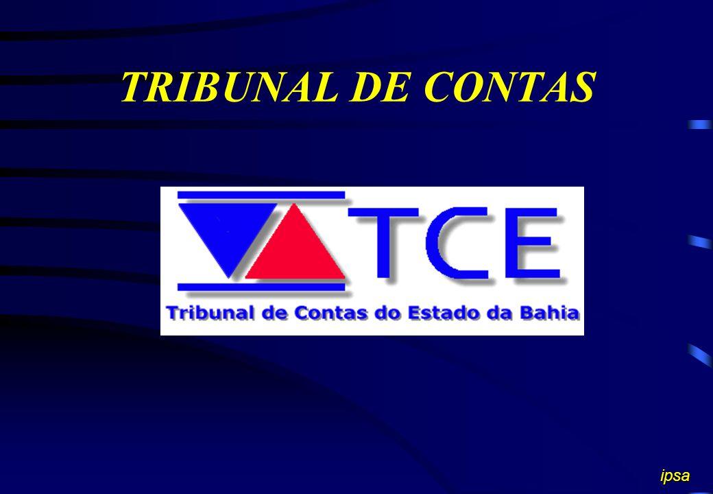 TRIBUNAL DE CONTAS ipsa