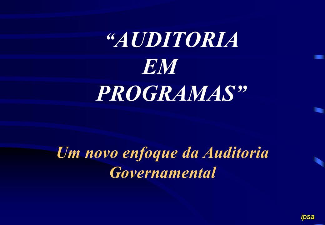 AUDITORIA EM PROGRAMAS