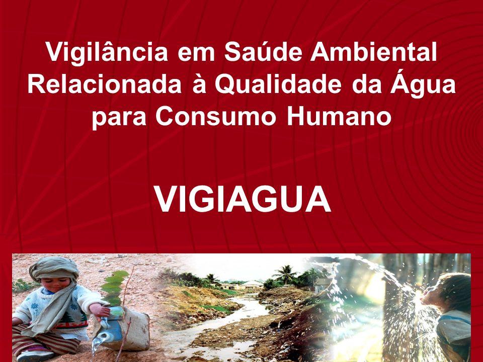 Vigilância em Saúde Ambiental Relacionada à Qualidade da Água para Consumo Humano