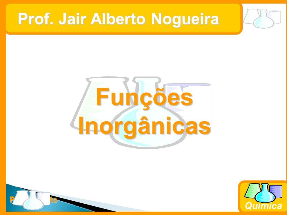 Prof. Jair Alberto Nogueira