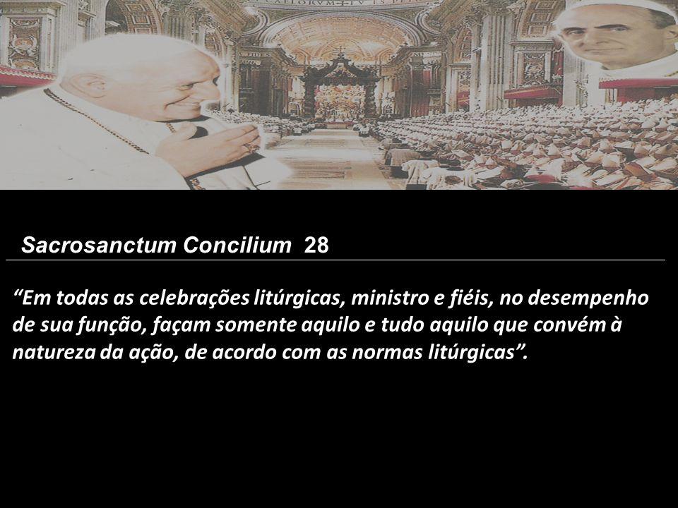 Sacrosanctum Concilium 28