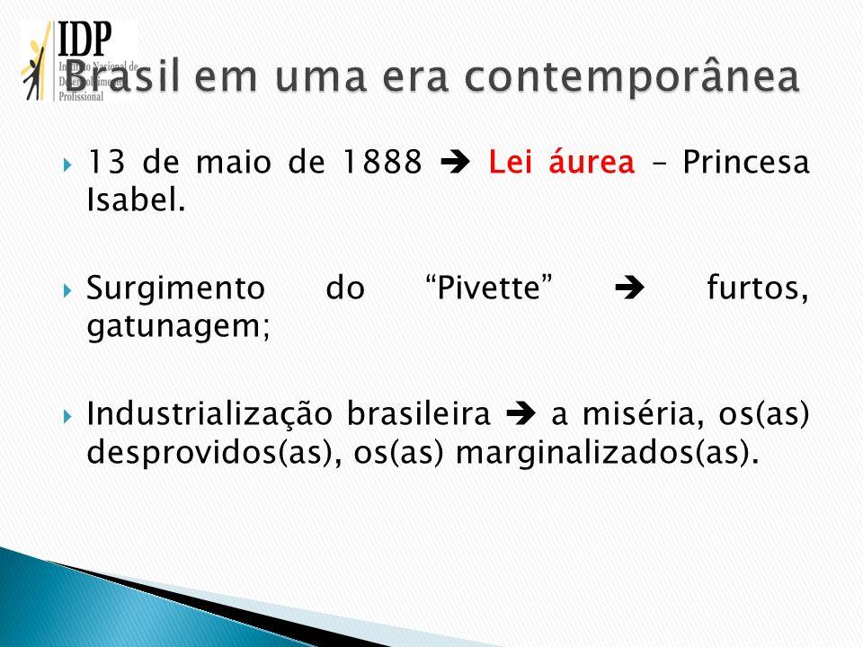Brasil em uma era contemporânea