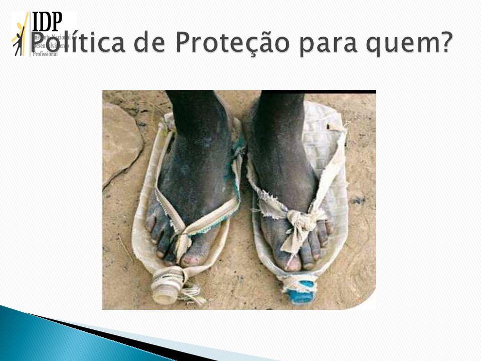Política de Proteção para quem