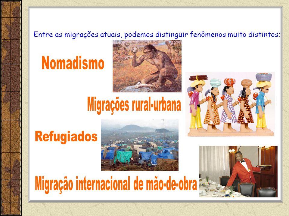 Migrações rural-urbana