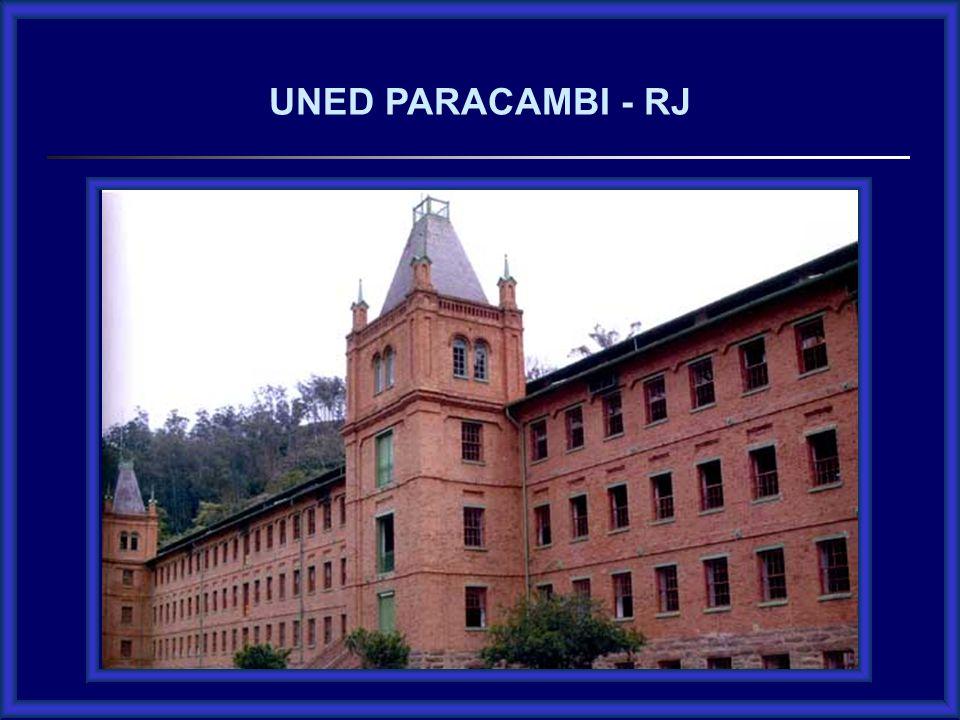 UNED PARACAMBI - RJ