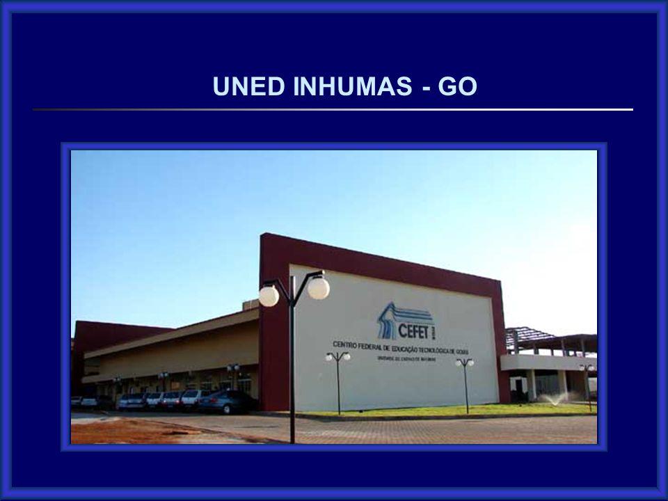 UNED INHUMAS - GO