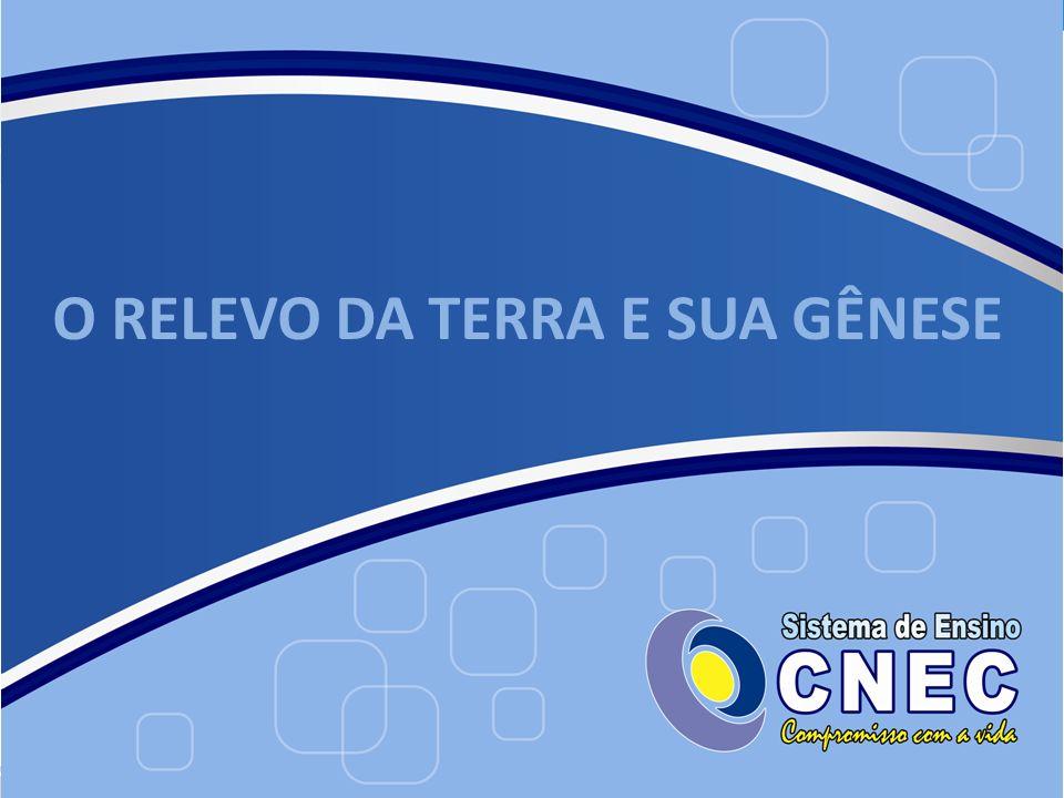 O RELEVO DA TERRA E SUA GÊNESE