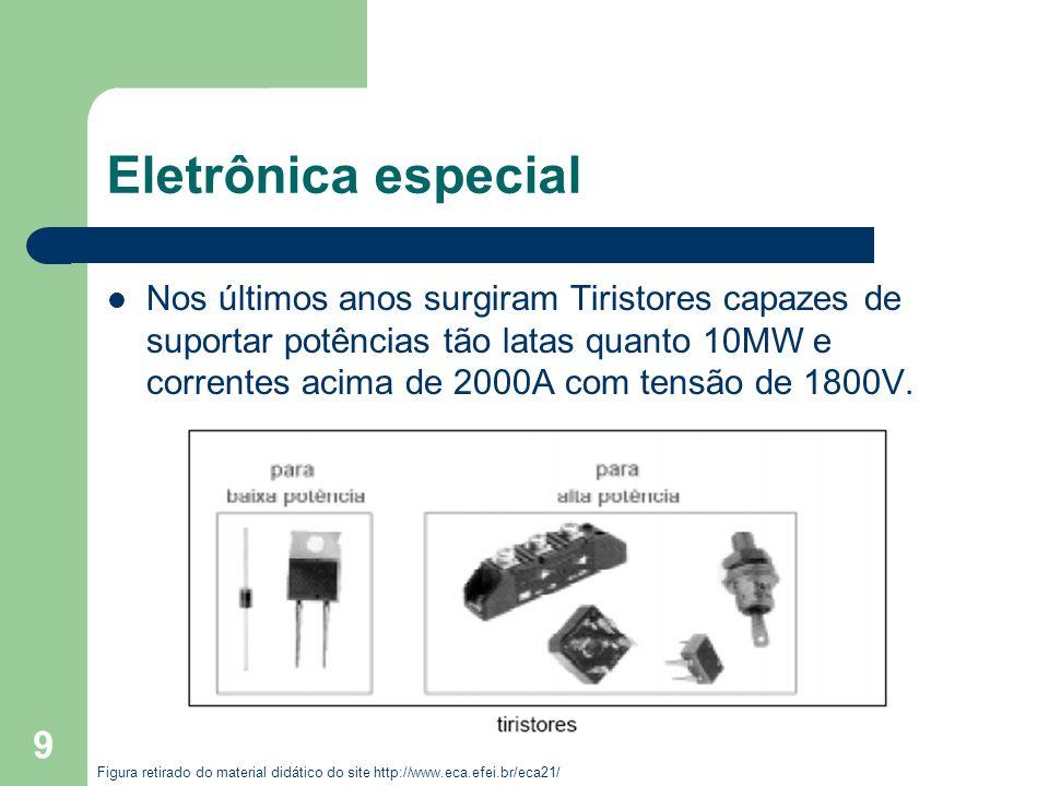 Eletrônica especial