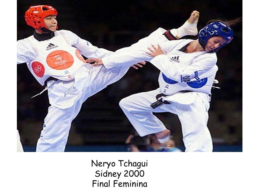 Neryo Tchagui Sidney 2000 Final Feminina