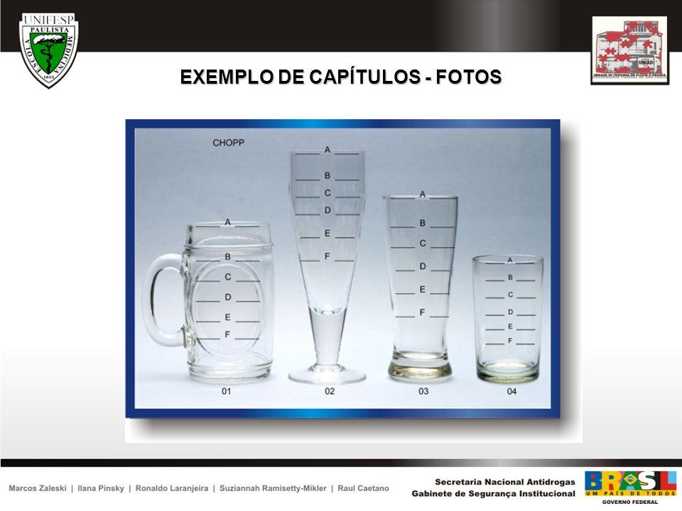 EXEMPLO DE CAPÍTULOS - FOTOS