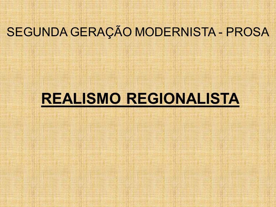 REALISMO REGIONALISTA