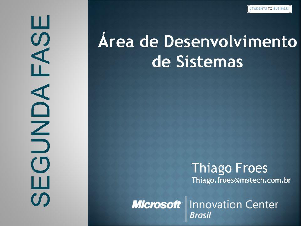 Área de Desenvolvimento de Sistemas