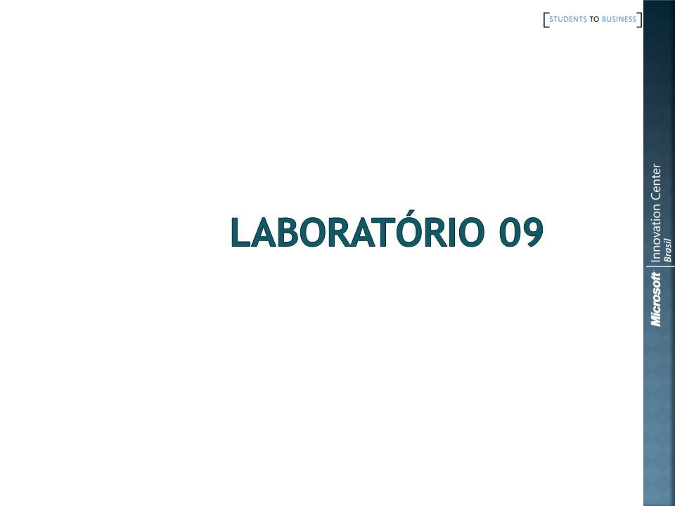 Laboratório 09