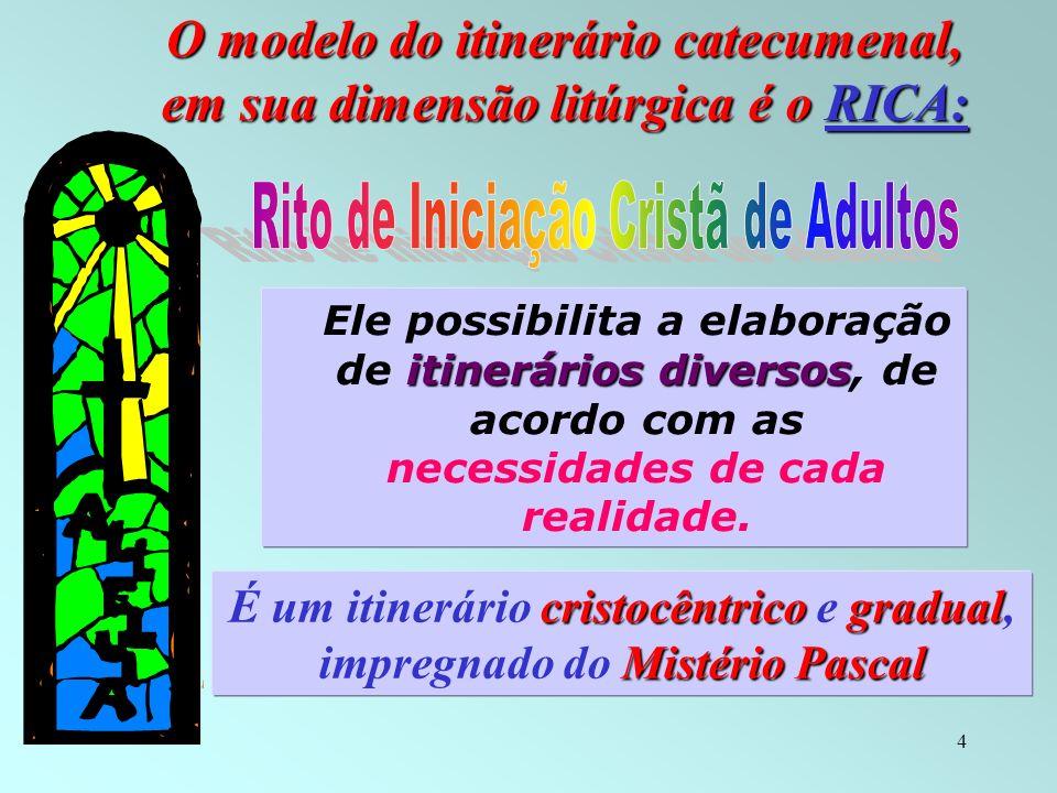 Rito de Iniciação Cristã de Adultos