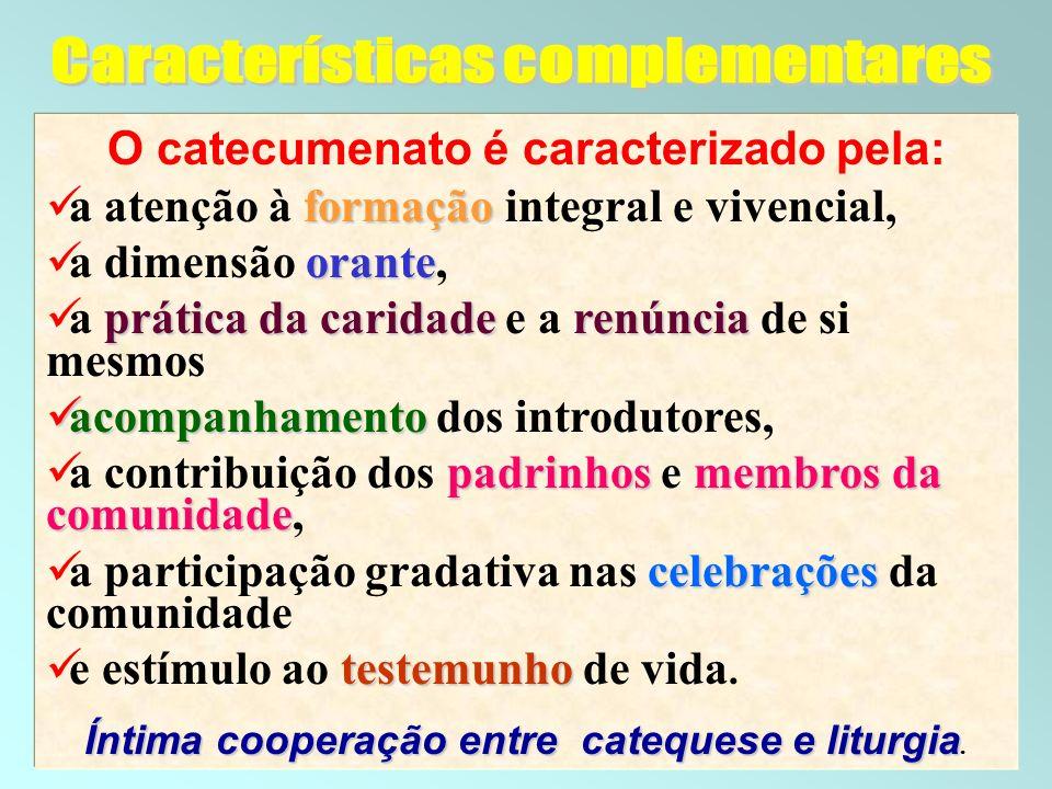 Características complementares